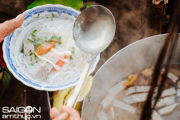 Phải lòng bún cá Ninh Hòa